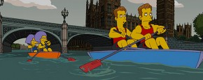 Olympische Simpsons