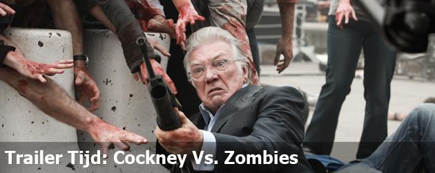 Trailer Tijd: Cockney Vs. Zombies