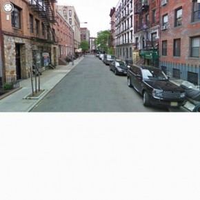 Street View: Bob Dylan – The Freewheelin'