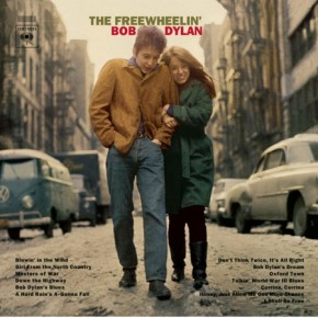 Album: Bob Dylan – The Freewheelin'