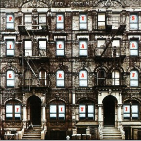 Album: Led Zeppelin – Physical Graffiti