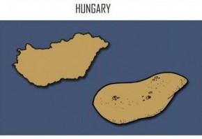 Hier Lijken De Europese Landen Op
