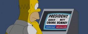Wat Stemt Homer Simpson?