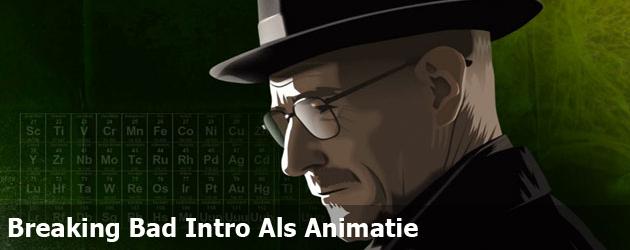 Breaking Bad Intro Als Animatie