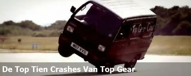 De Top Tien Crashes Van Top Gear