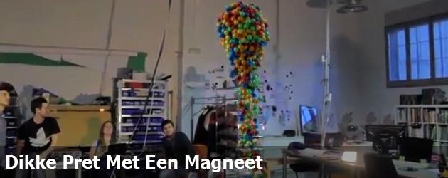 Dikke Pret Met Een Magneet