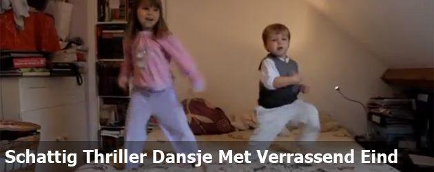 Schattig Thriller Dansje Met Verrassend Eind