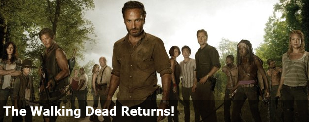 The Walking Dead Returns!