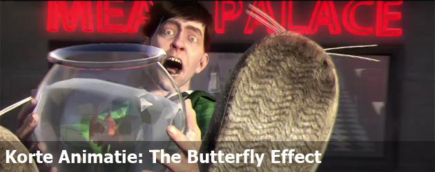 Korte Animatie: The Butterfly Effect