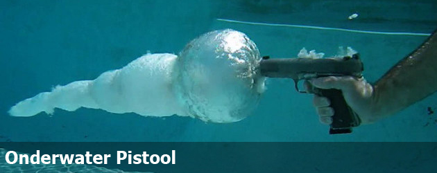 Onderwater Pistool