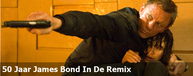 50 Jaar James Bond In De Remix