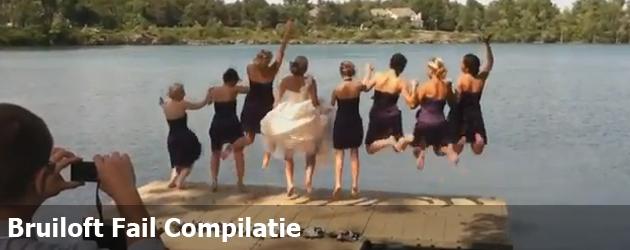 Bruiloft Fail Compilatie