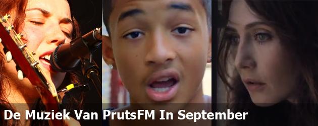 De Muziek Van PrutsFM In September