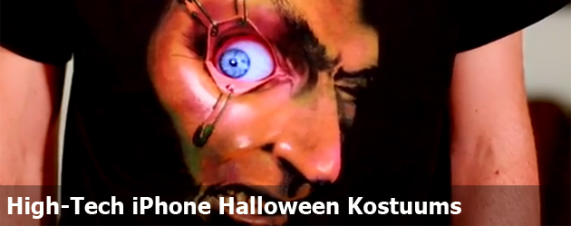 High-Tech iPhone Halloween Kostuums