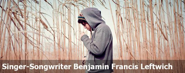 Singer-Songwriter, Benjamin Francis Leftwich, muziek, In The Open, knaller, tegenvaller, york, Engeland, zanger, jongen, clip, video, videoclip. 2012