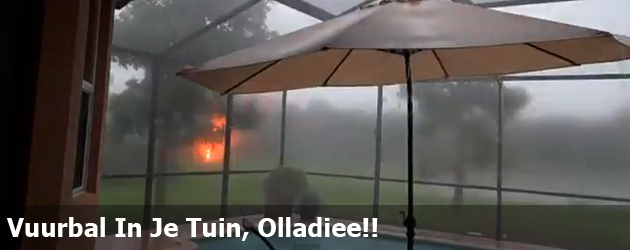 Vuurbal In Je Tuin, Olladiee!!