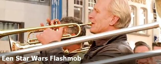 Een Star Wars Flashmob