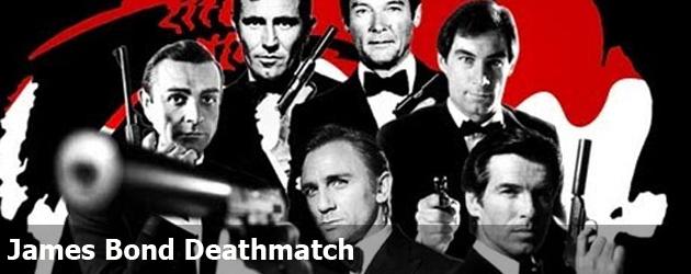 James Bond Deathmatch