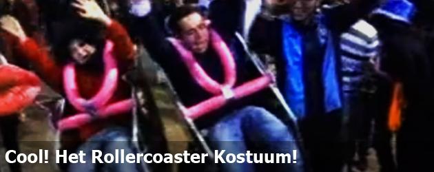 Cool! Het Rollercoaster Kostuum!