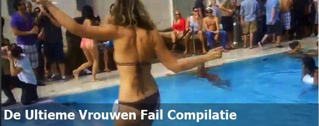 De Ultieme Vrouwen Fail Compilatie