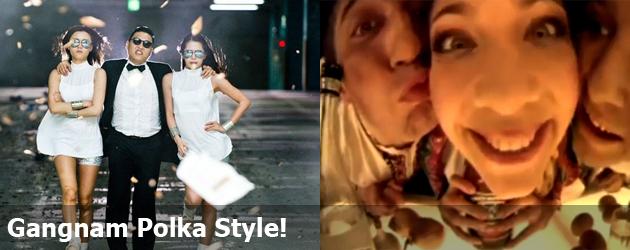Gangnam Polka Style!
