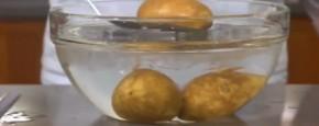 Kooktip: Aardappels Schillen Zonder Mesje