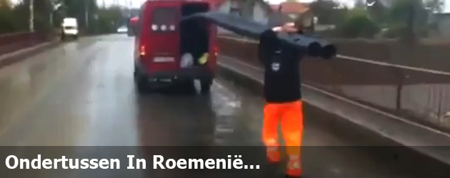Ondertussen In Roemenië...