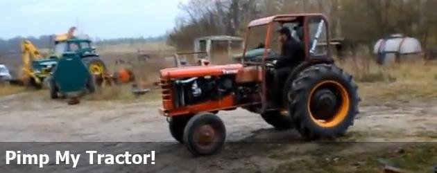 Pimp My Tractor