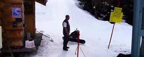 Altijd Lastig, De Ski Lift!