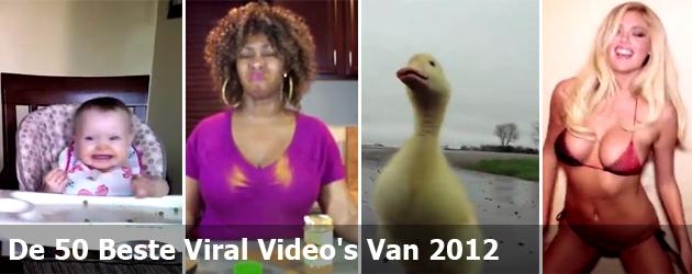 De 50 Beste Viral Video's Van 2012
