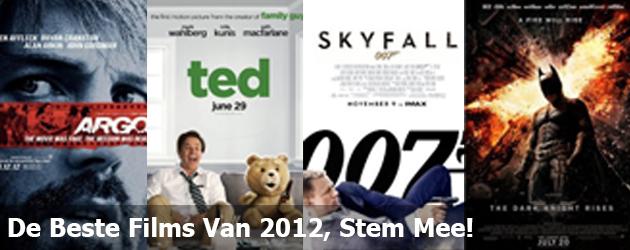 De Beste Films Van 2012, Stem Mee!