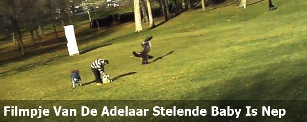 Filmpje Van De Adelaar Stelende Baby Is Nep