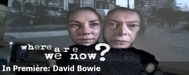 In Première: David Bowie