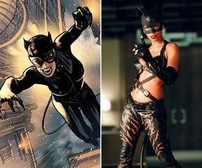 Superhelden: Van Strip Naar Film - Catwoman