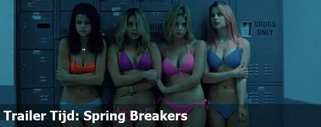 Trailer Tijd: Spring Breakers