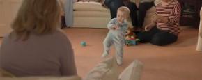 Baby Doet Perfecte Gangnam Style