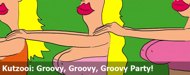 Kutzooi: Groovy, Groovy, Groovy Party!