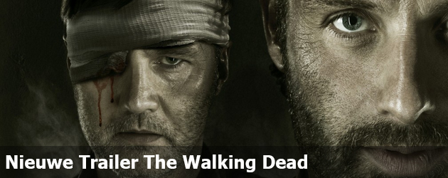 Nieuwe Trailer The Walking Dead