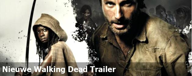Nieuwe Walking Dead Trailer