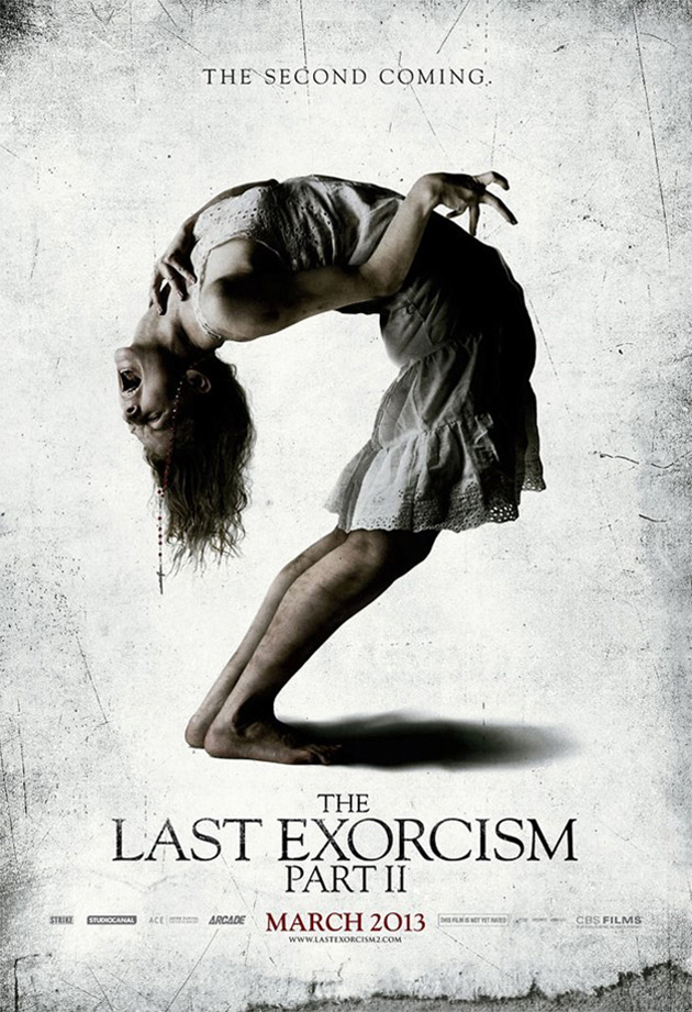 The Last Exorcism Part II  - De eerste poster