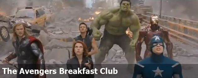 The Avengers Breakfast Club