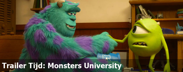 Trailer Tijd: Monsters University