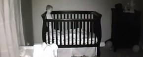 Baby Blijkt Vreemde Nachtbraker