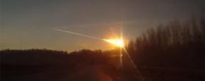 Beelden: De Meteoriet Inslag In Rusland