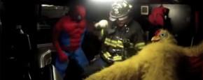 Brandweer Doet De Harlem Shake