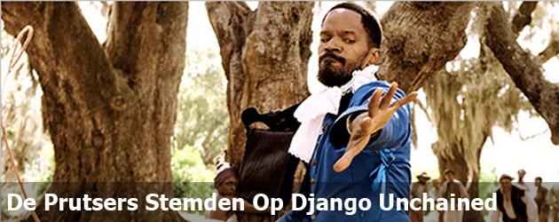 De Prutsers Stemden Op Django Unchained