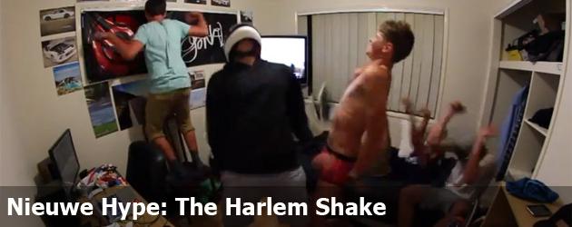 Nieuwe Hype: The Harlem Shake