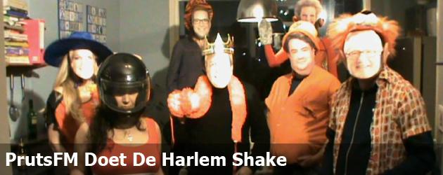 PrutsFM Doet De Harlem Shake
