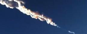 Rauwe Compilatie Meteoriet Inslag Rusland
