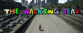 The Walking Dead Als Jaren '80 Sitcom